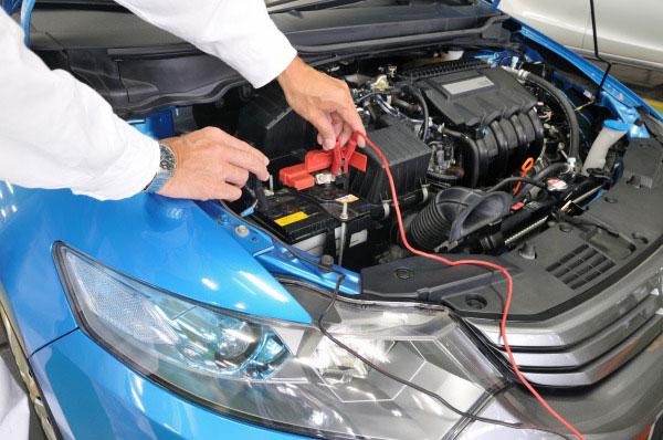 バッテリーが上がってしまった車の買取査定はどうすればいいの?